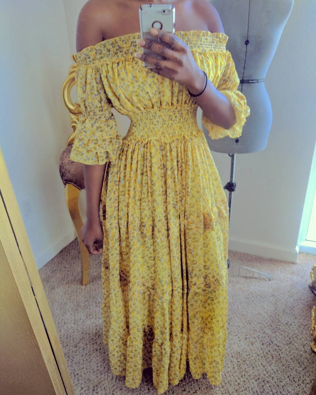 Vacation mode in our Sunbeam Chiffon Dress Shop at www ...