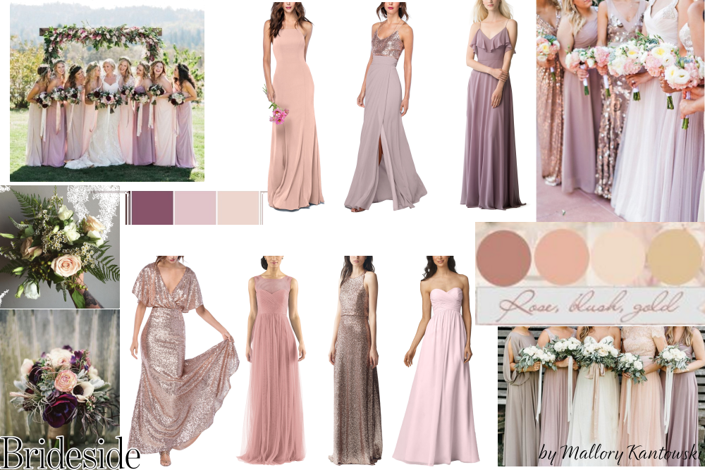 Bridesmaid Dresses Bridesmaid Neutral Bridesmaid Dresses Bridesmaids Dress Inspiration