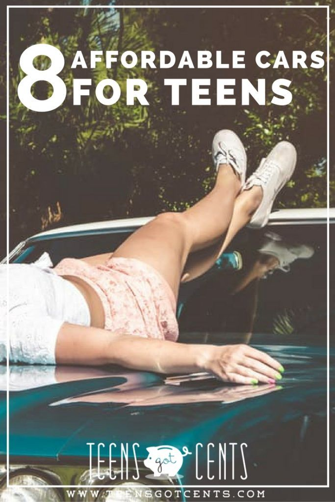 8 Affordable Cars for Teens