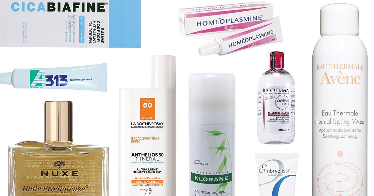 best french beauty products