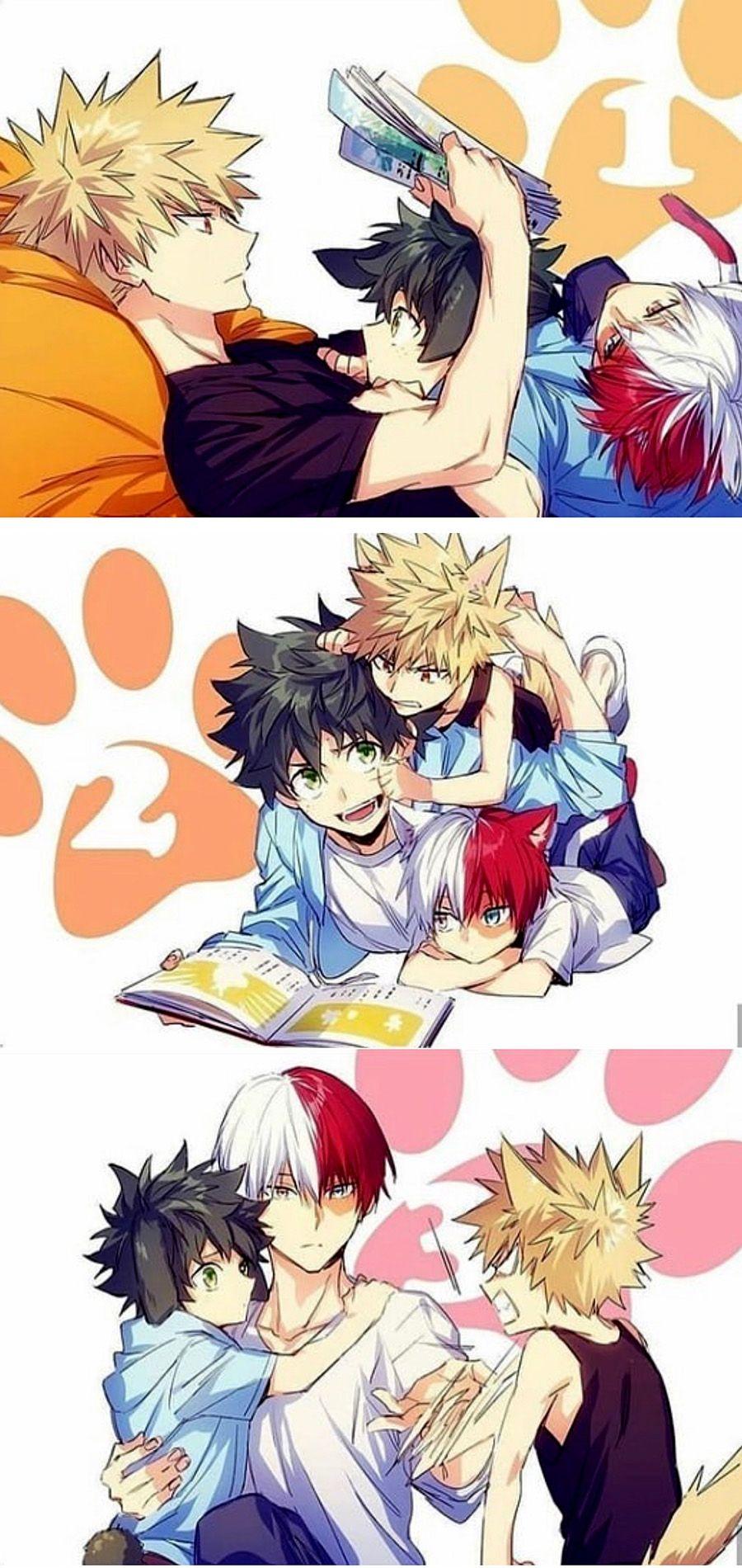 Todobakudeku Bnha My Hero Academia Episodes My Hero Academia Shouto My Hero Academia Manga