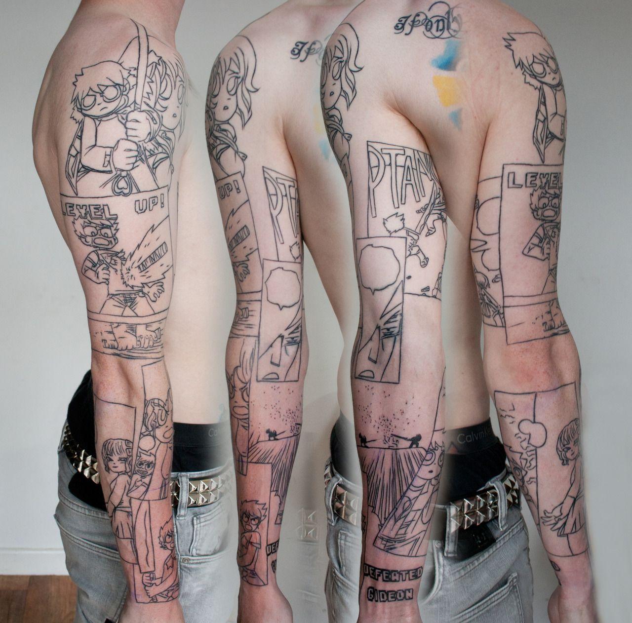 Cool Tattoo Sleeve Designs: Full Sleeve Tattoo Designs Tumblr Cool Tattoos Designs