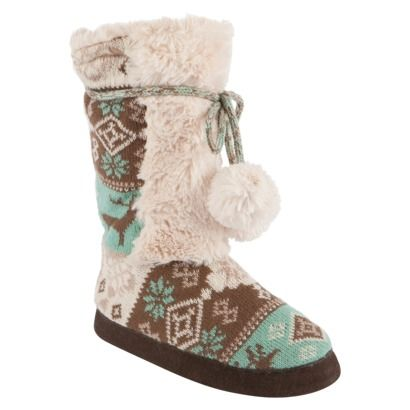 Nordic Slipper Boot Frosty Slipper Boots Boots Fur Slippers Boots