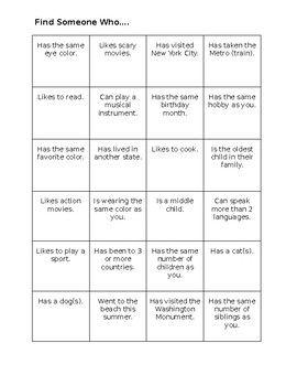 Lernen Sie Bingo kennen
