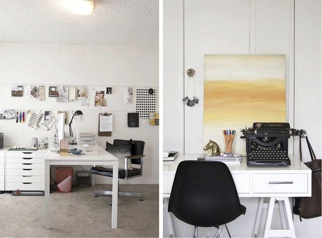 Work Space | Lindsay Stetson Thompson
