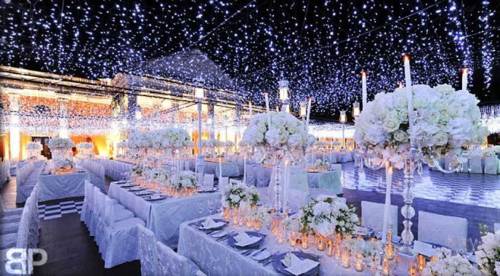 Winter Party Decor Ideas (4)