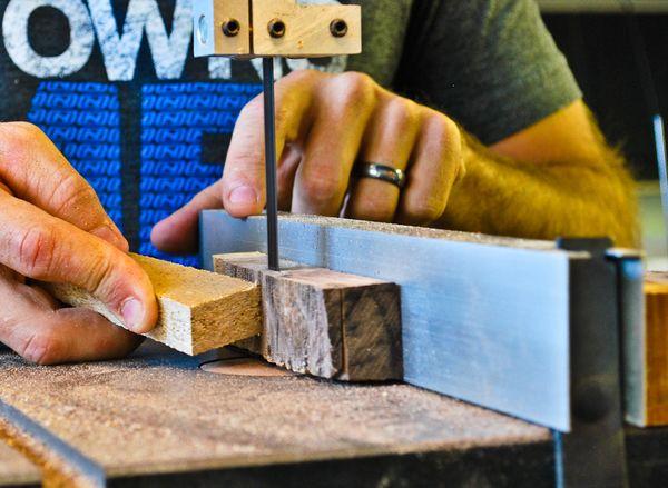 Bandsaw Cuts