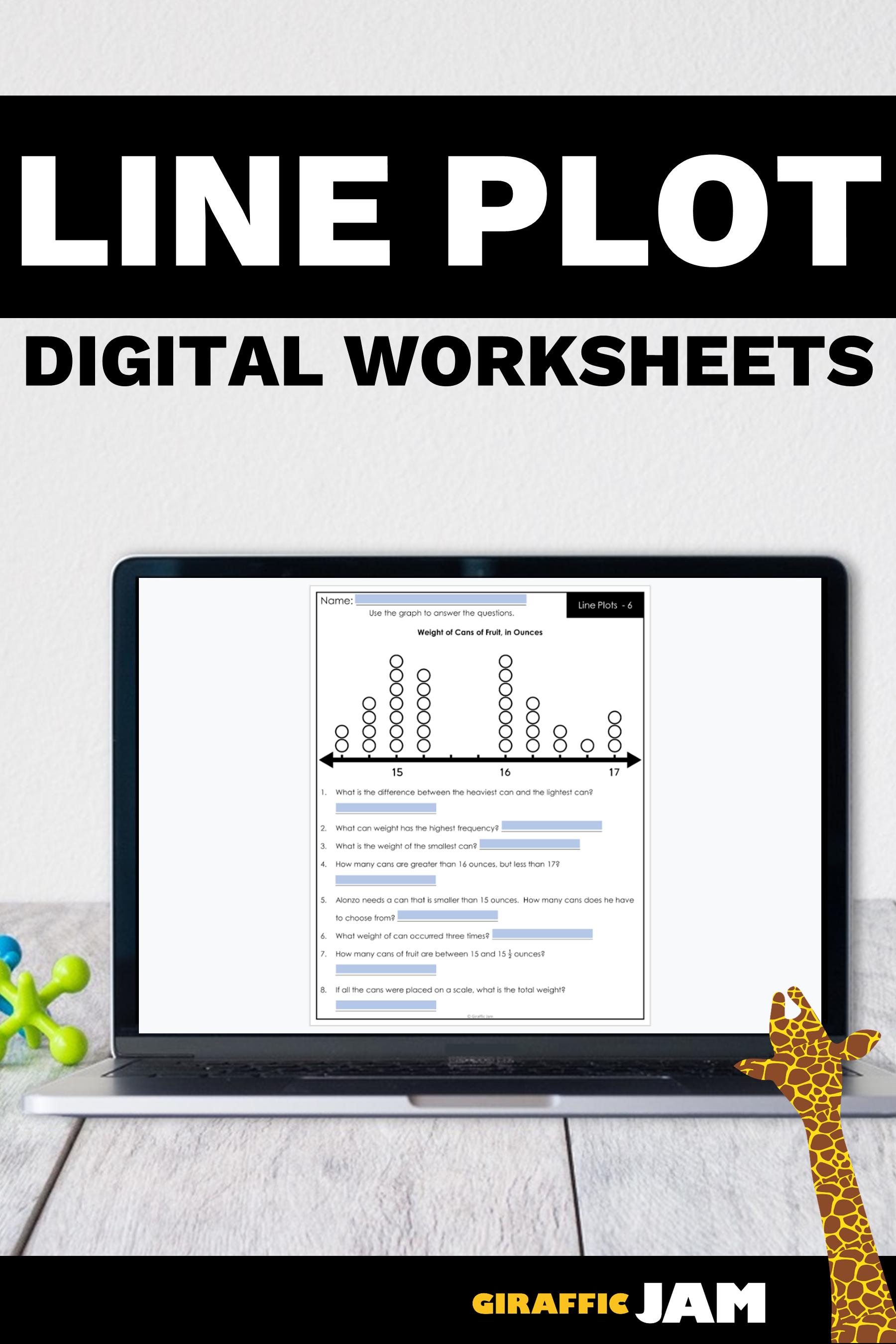 4th Grade Measurement Measurement Worksheets Line Plots Interpreting Line Plots Google Classroom Activities Line Plot Worksheets Measurement Activities [ 2700 x 1800 Pixel ]