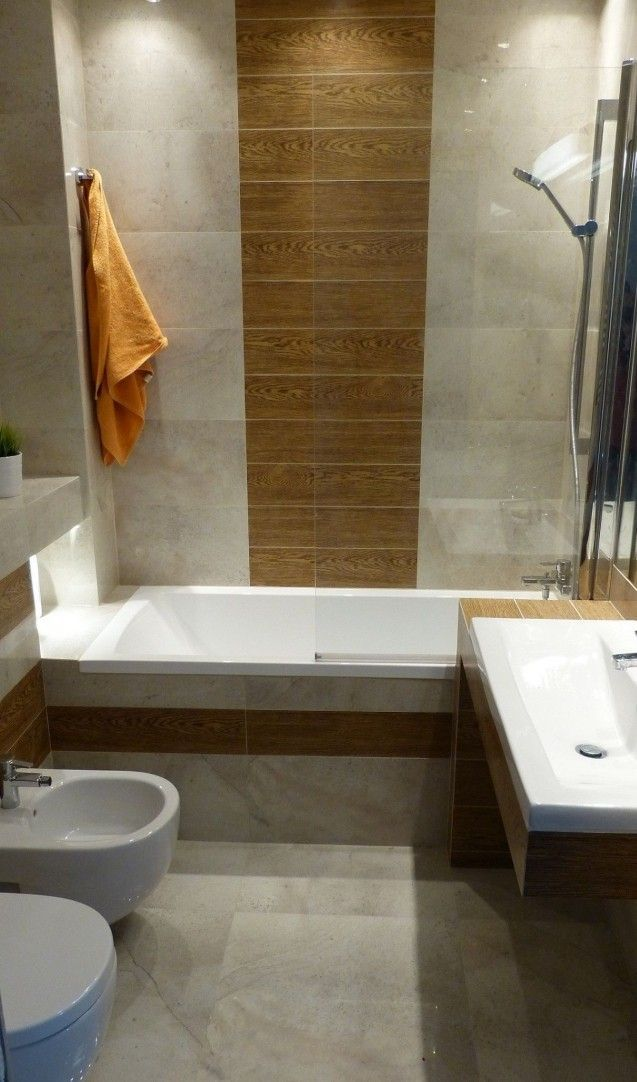 Carrelage salle de bain imitation bois u2013 34 idées modernes - image carrelage salle de bain