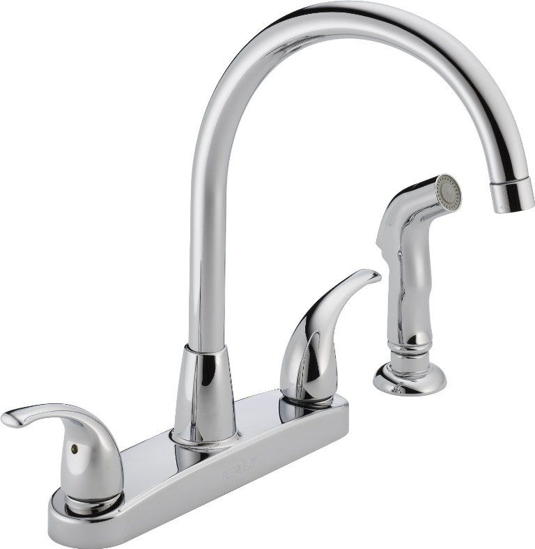 Home Interiors Nice Kitchen Sink And Faucet Combo Also Kitchen Sink