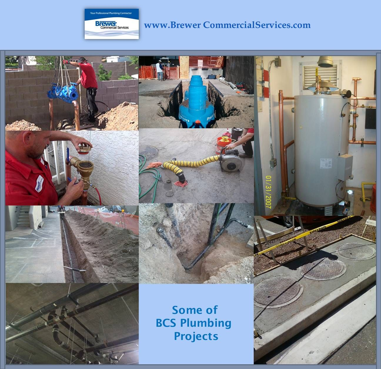 Check Out Some Of Our Plumbing Accomplishments If You Are In