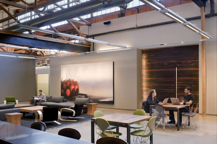 Pixar Headquarters And The Legacy Of Steve Jobs Office Snapshots Office Interior Design Pixar Office Space Design