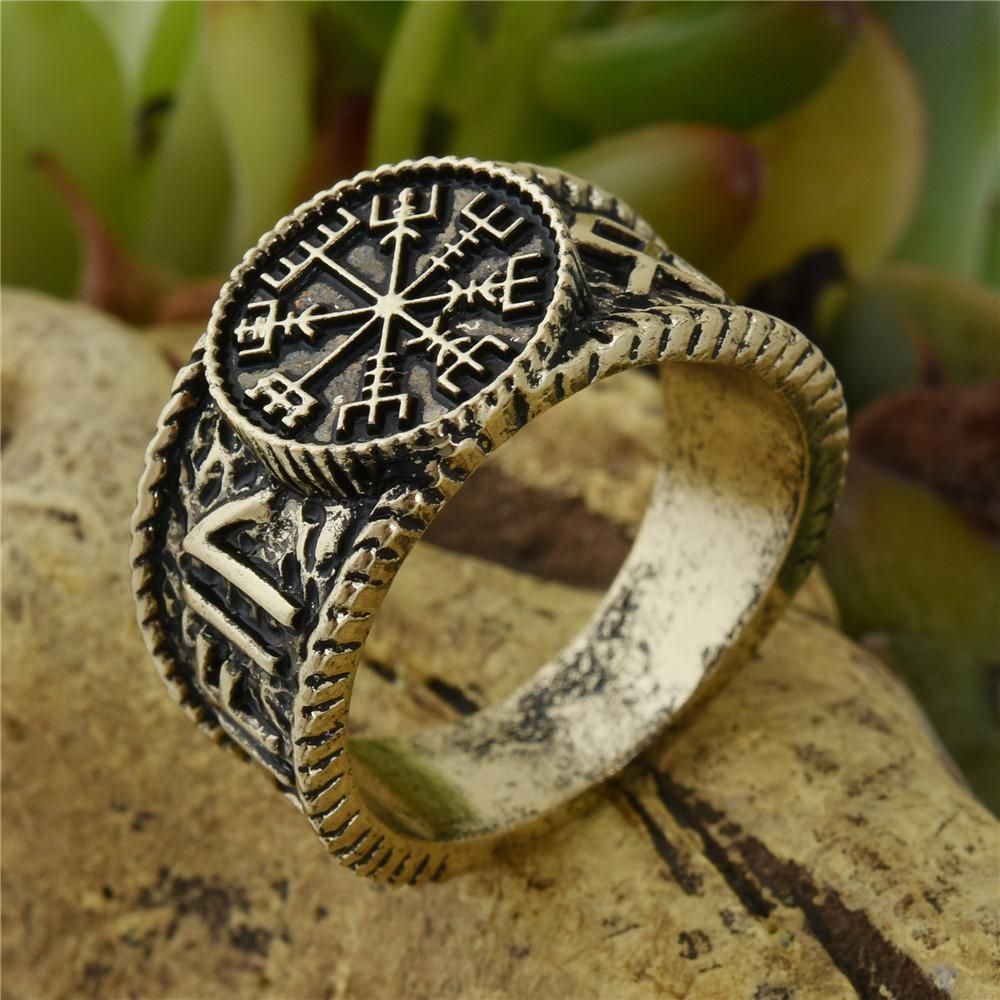 Viking Jewelry, Viking Ring, Rings For Men
