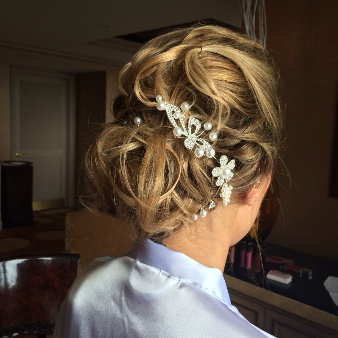beach wedding hairstyles tousled updos bridal updos messy