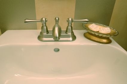 How to Remove a Rust Stain in a White Porcelain Sink