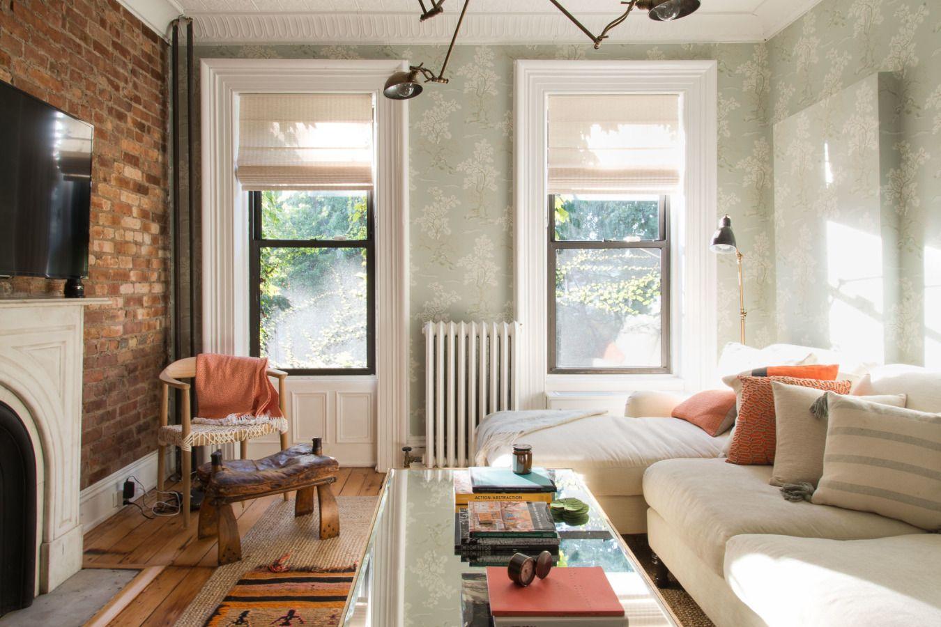 our designer's brooklyn brownstone dream  home