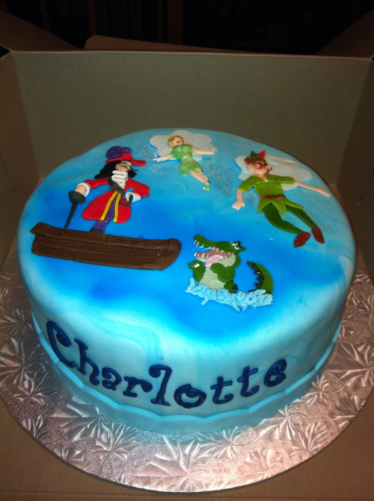 Kuchen Peter Peter Pan Cake Cake Expressions Party Cakes Birthday