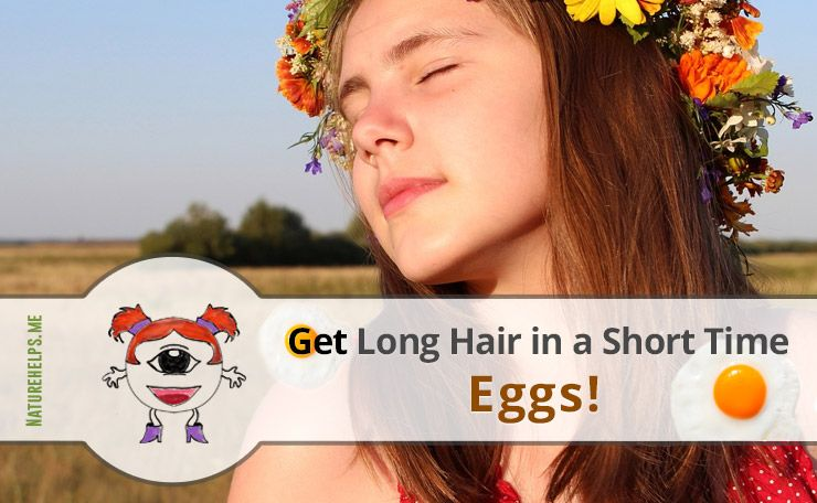 Eggs masks in hair treatment can really do magic. Preventing hair loss, dandruff or split ends is not the whole list of egg benefits for