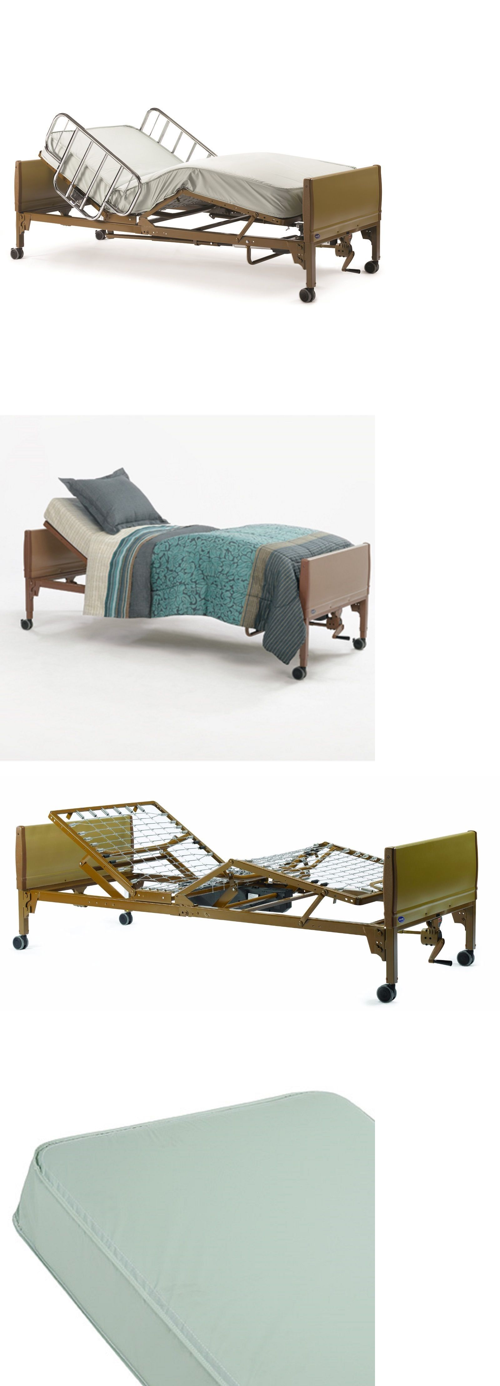 other mobility and disability hospital bed by invacare semi