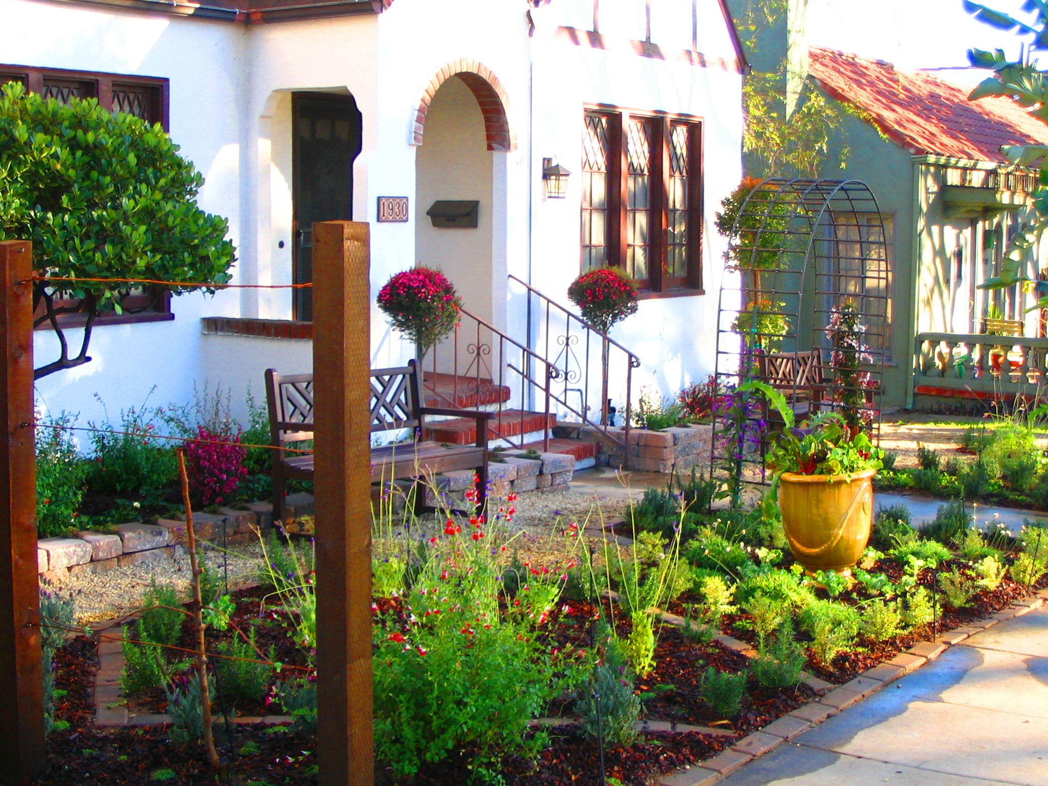 one of my favorite garden television makeovers was a front yard