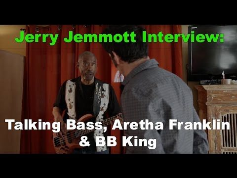Jerry Jemmott Interview: Talking Bass | Produce Like A Pro