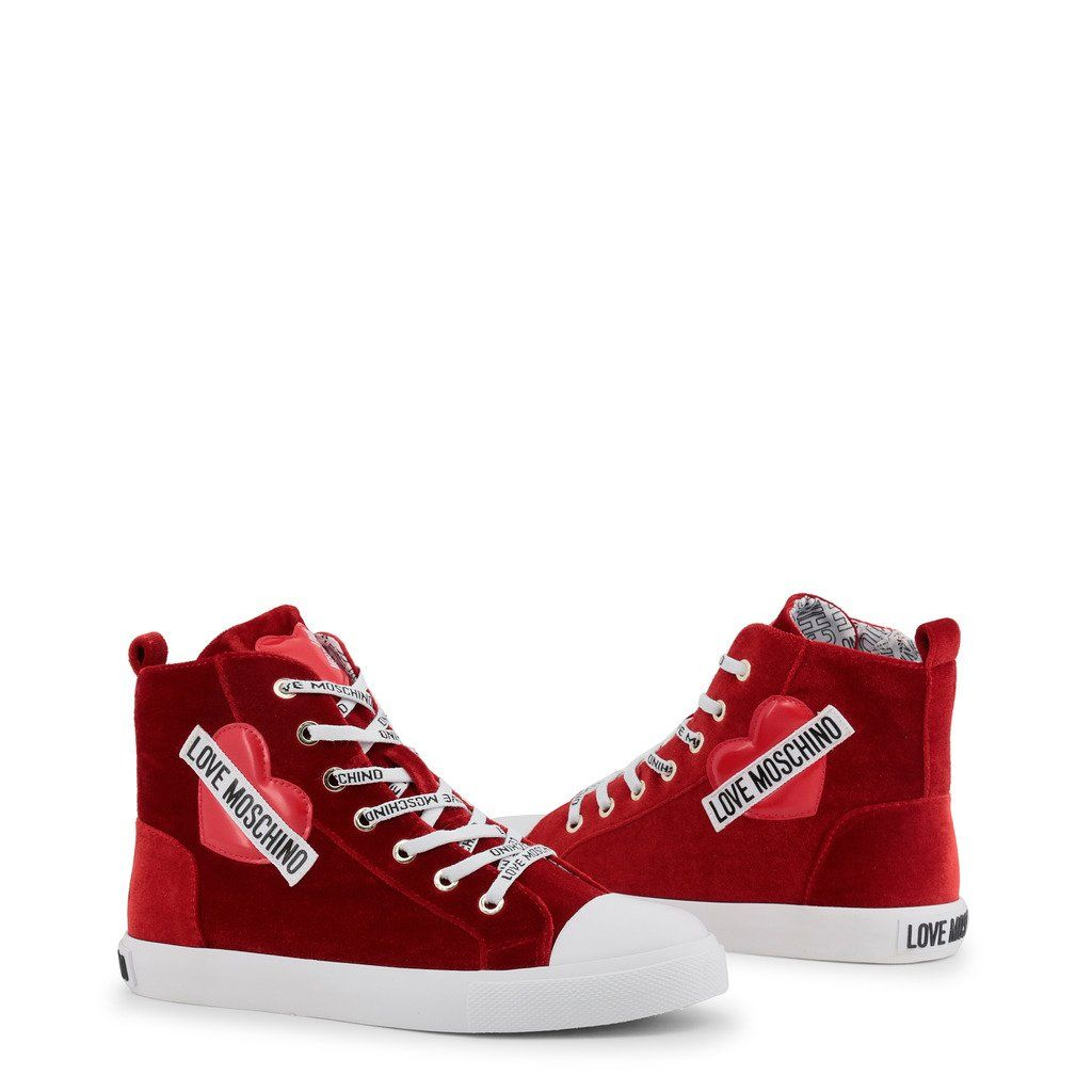 7b9b3eda48c Love Moschino Converse Sneakers | Products | Converse sneakers ...