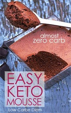 16 Low Carb Keto Dessert Recipes That Are Literally Heaven #ketodessert