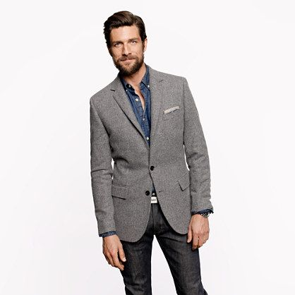 17 Best images about Men's Style - Tweed Blazers on Pinterest ...