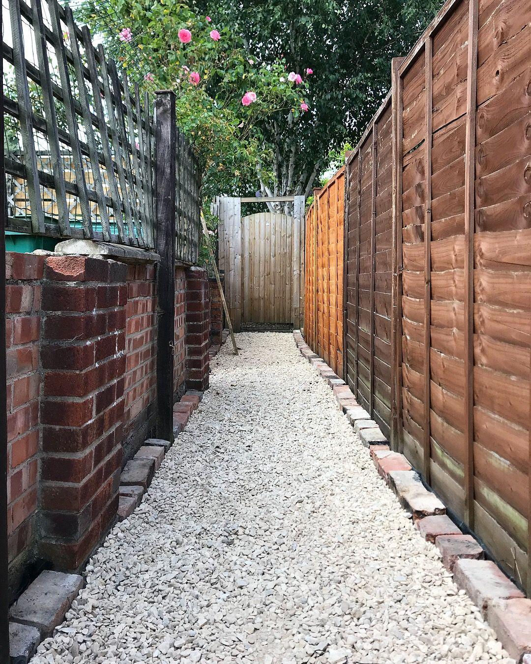 Laying Gravel In the Garden | Gravel patio diy, Gravel ...