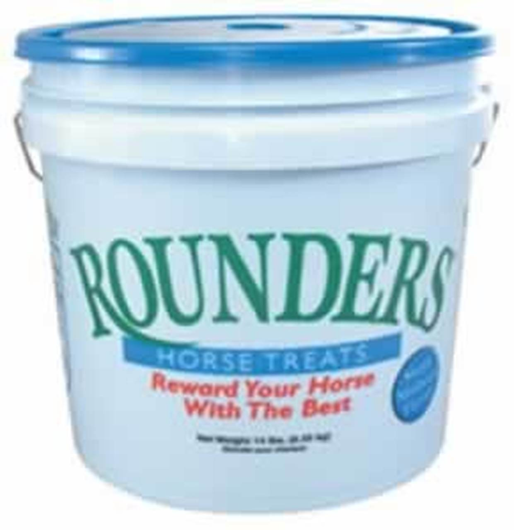 Blue Seal Molasses Flavored Rounders Horse Treats, 14