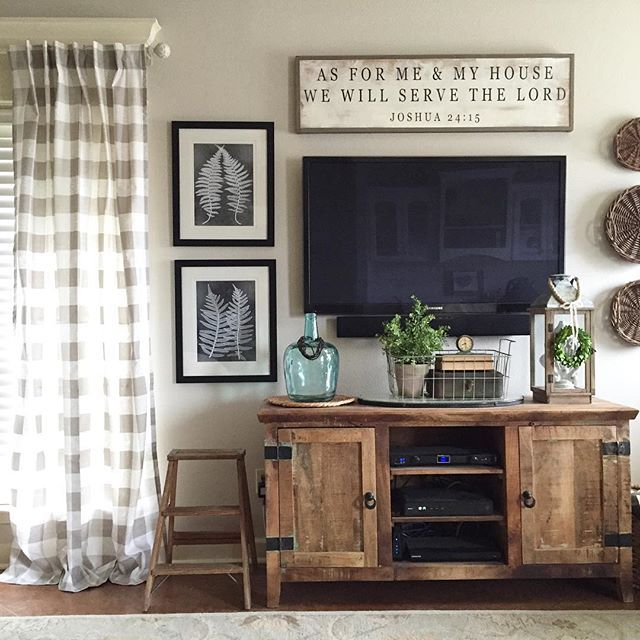 I love how these buffalo check curtains have transformed our living room!  Christin @frostinghomedecor is the talented seamstress and is offering 10% off when you use VINTAGENEST!  Offer ends tonight @ midnight!  Check out her feed for beautiful curtains for any room! #homedecor #buffalocheck #plaid #homedecorators #potterybarn