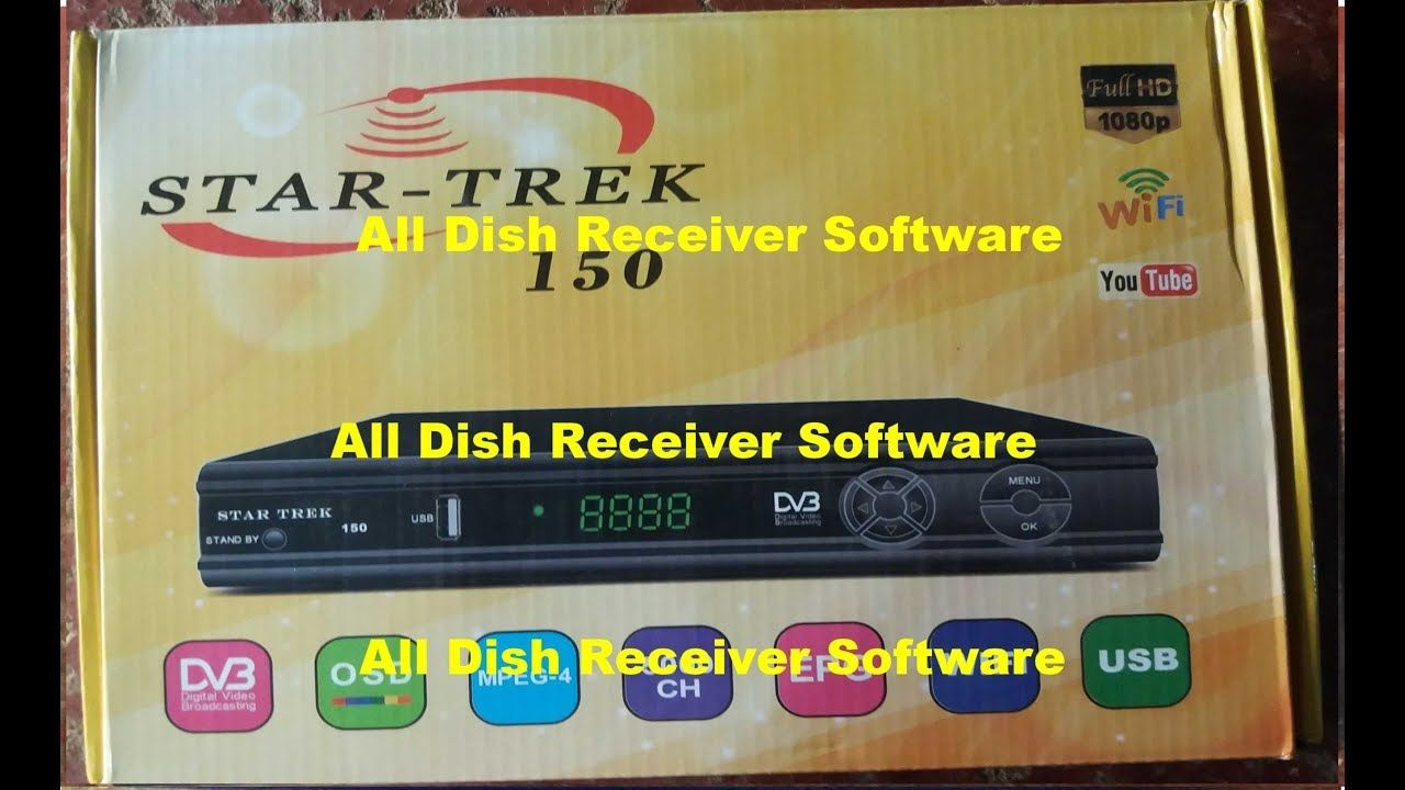 Star Track Receiver Software
