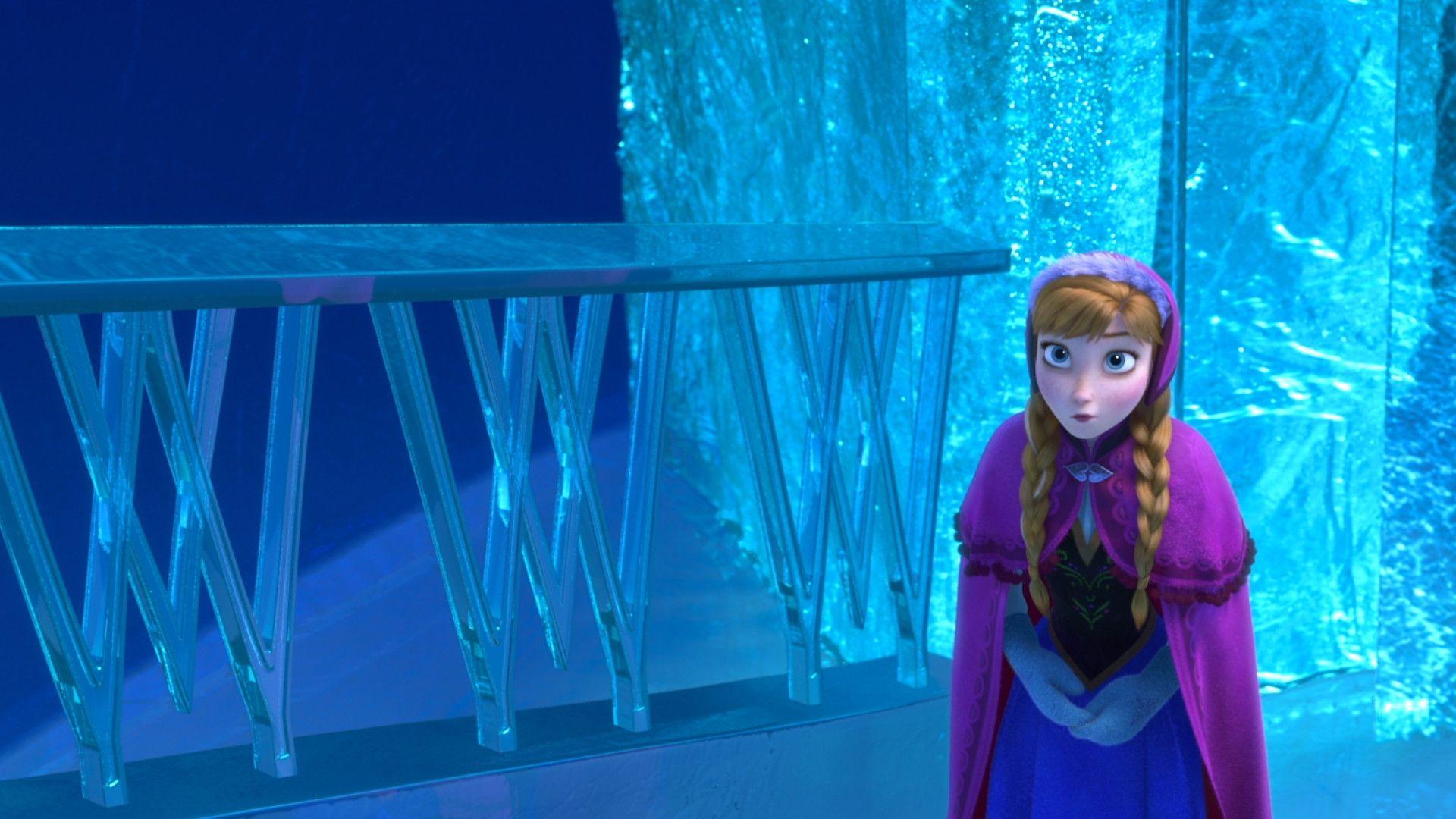 Elsa Anna Olaf Kristoff Hans Frozen Disney Wallpaper