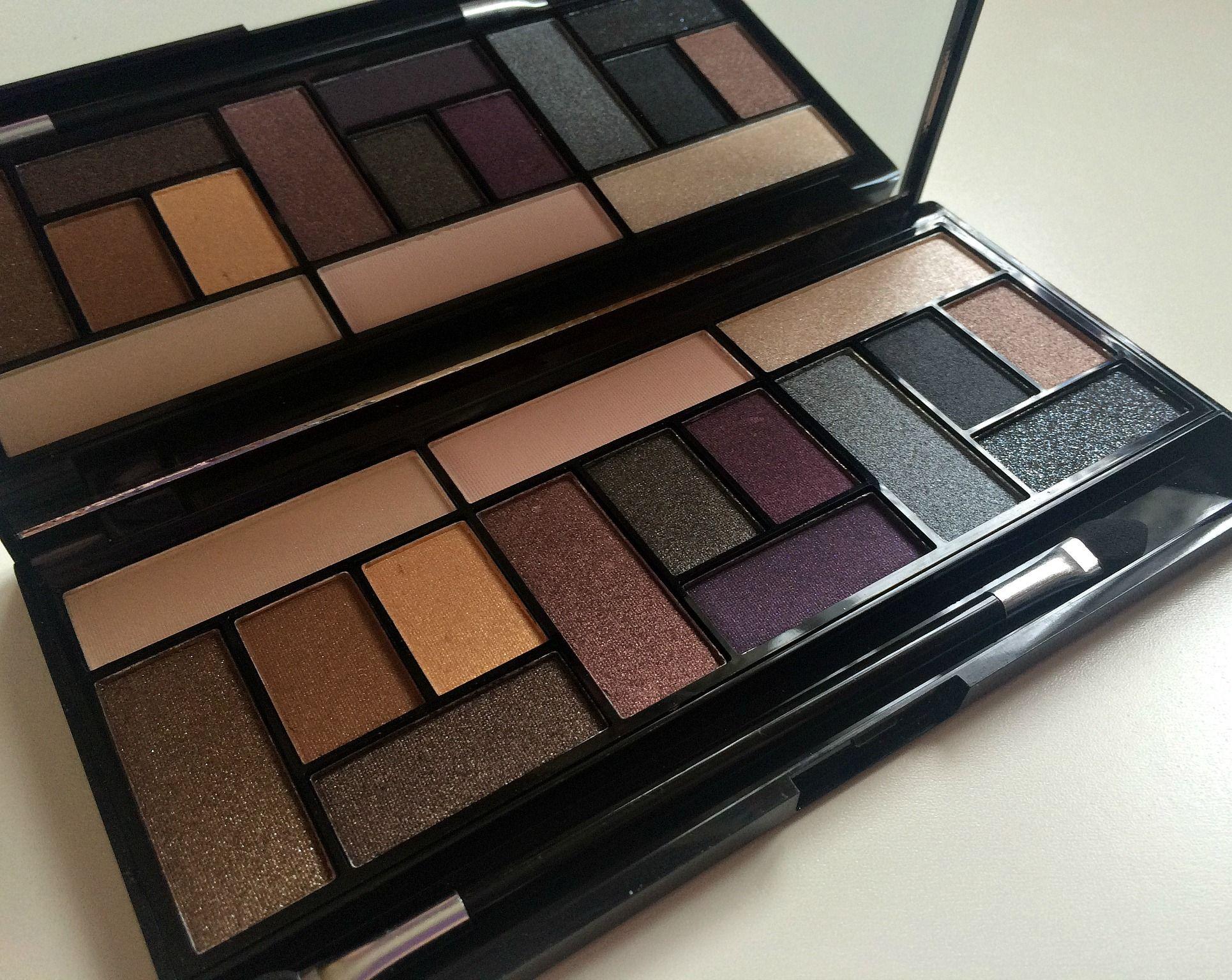 Makeup Revolution Big Love Pro Looks Palette Makeup