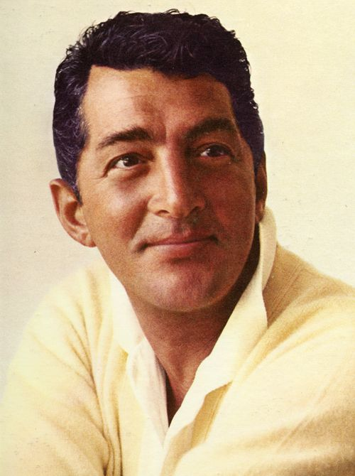Dean Martin on the cover of his hit compilation album Hey, Brother, Pour the Wine, released by Capitol Records in 1964.