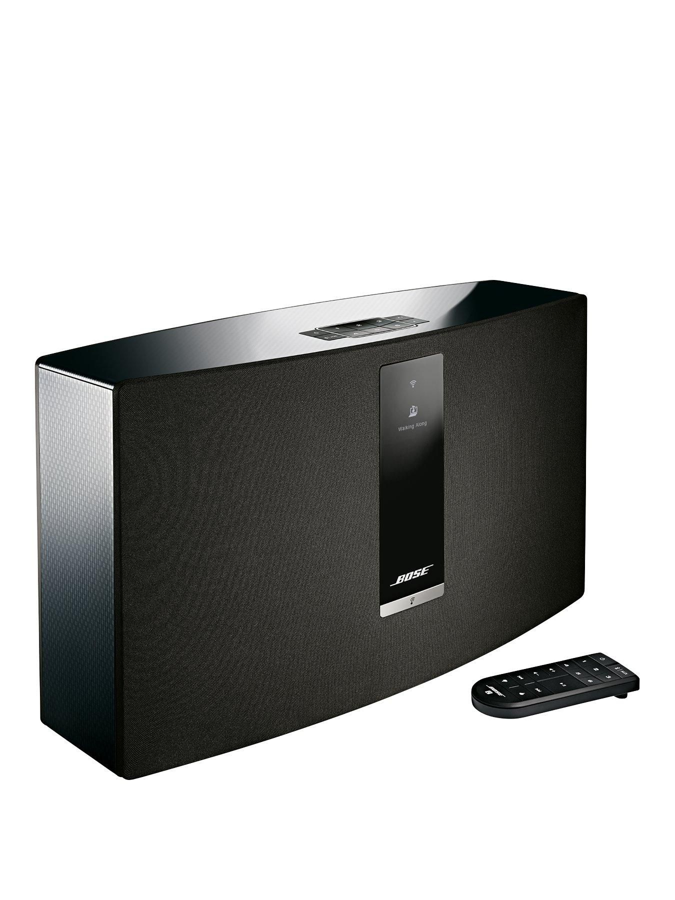Bose Soundtouch® 30 Iii Wireless Bluetooth® Music System - Black - Black - #musicsystem