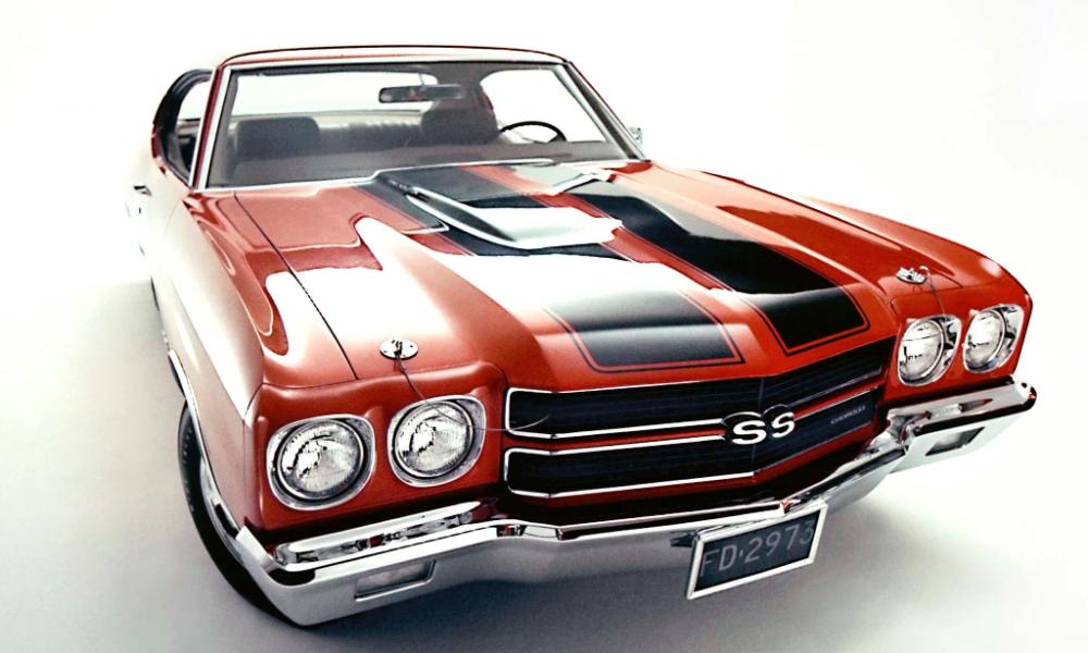 1969 Chevrolet SS 396