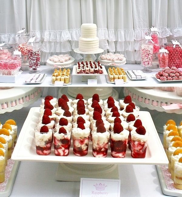 bridal shower dessert table ideas photograph dessert table