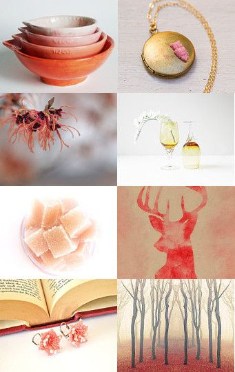 Sweet Sunrise by Giselle No. 5 on Etsy --Pinned with TreasuryPin.com
