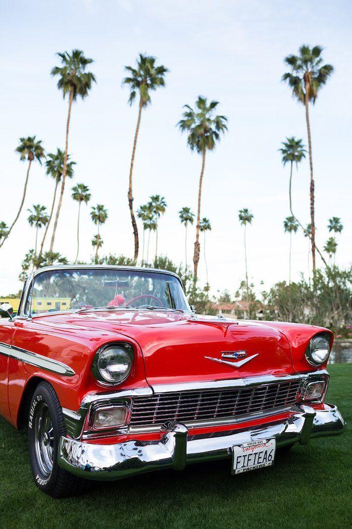 Shake, Rattle & Roll 1950's Car Hop Corporate Mixer   Kara's Party Ideas