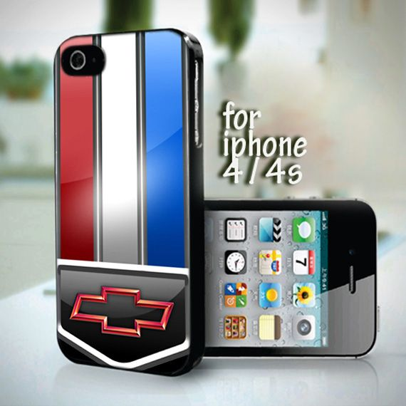 10645 Chevrolet Chevy Camaro Design For Iphone 4 Or 4s Case