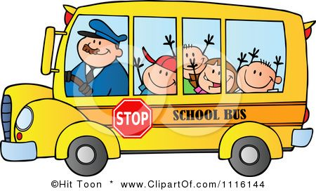 School Bus Driver Posters Google Search Figuras Geometricas