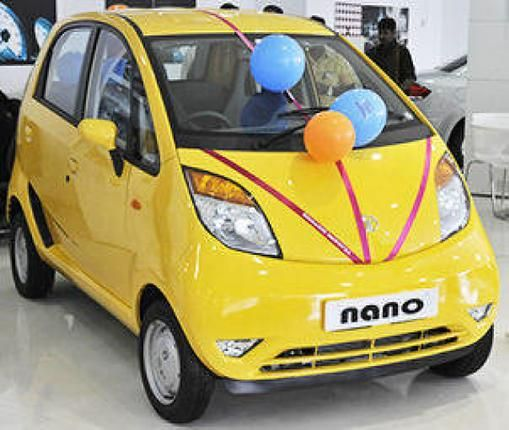 Tata Nano to drive into US with $10,000 tag