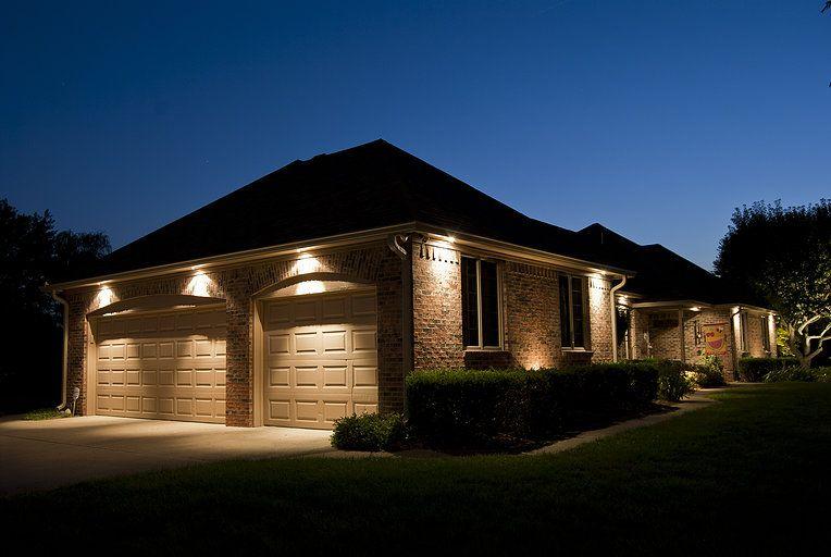 Outdoor Lighting Indianapolis Exterior Lighting Outdoor Recessed