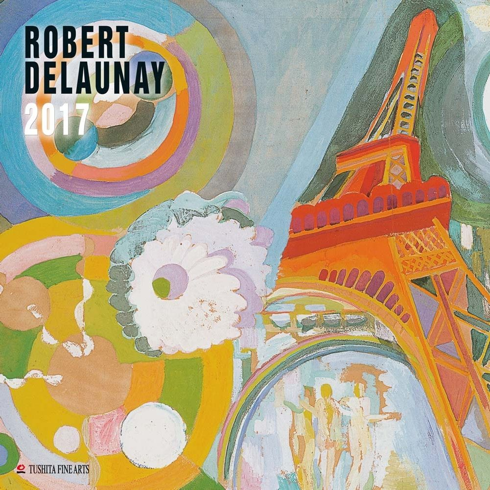 P Delaunay Wall Calendar Features Twelve Of The Artist S Works Robert Delaunay 1885 1941 Was A French Painter Who Co Robert Delaunay Delaunay Wall Calendar