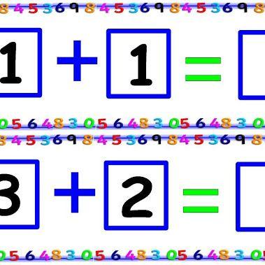 tarjetas de sumas y restas de elaboración propia | Matematicas ...