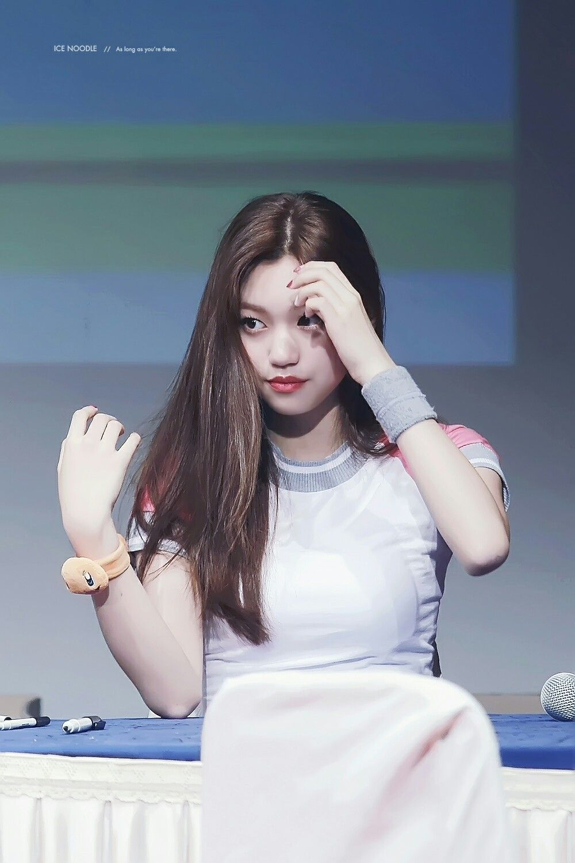I.O.I. Doyeon   Wanita, Sekolah