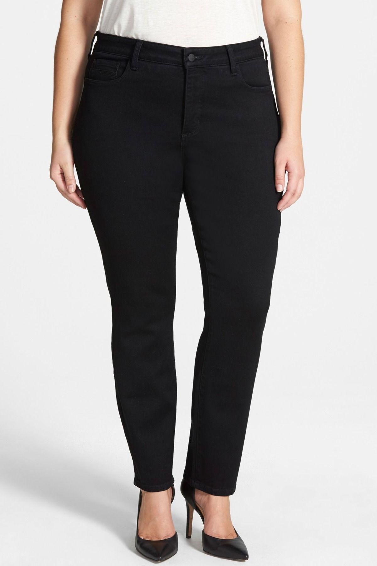 bb70c66d997 Jade Stretch Skinny Jean (Plus Size) by NYDJ on  nordstrom rack ...