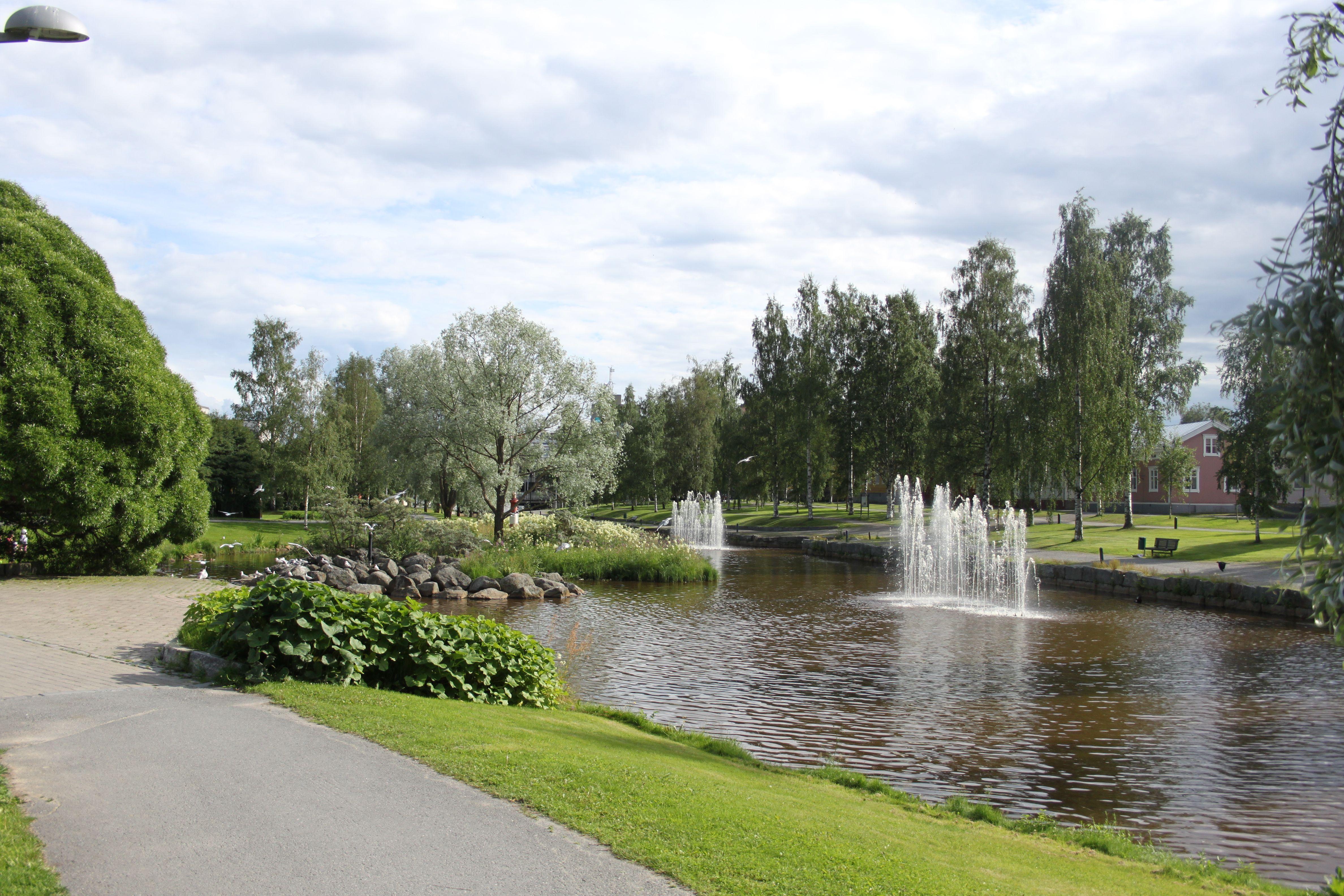 Sunti, Kokkola. Suomi