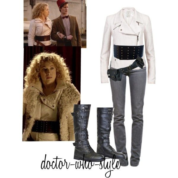 River Song Outfit The Pandorica Opens   www.pixshark.com - Images Galleries With A Bite!